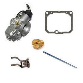 Kaburator/bensinpumpe