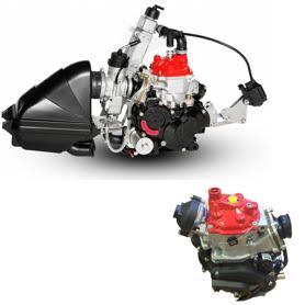 Motor Komplet/ Rå